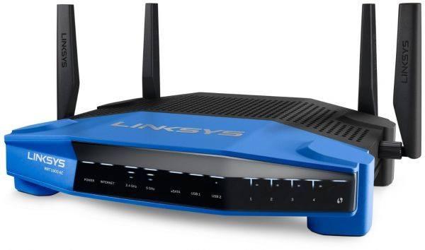 Linksys Router Admin IP Address 192.168.1.1