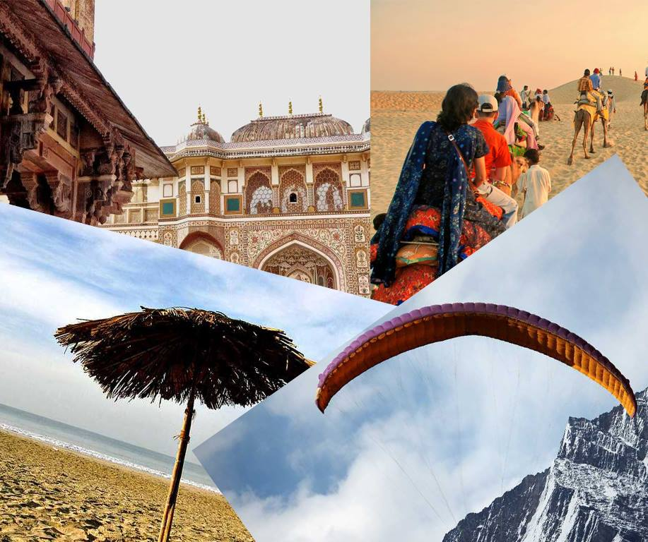 Best Places to visit in India during winter