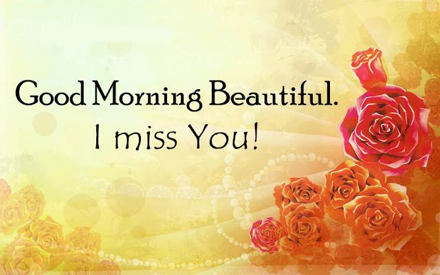 50 Great Miss You Romantic Good Morning Images Twistequill